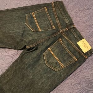 NWOT Men's Abercrombie Denim Jeans